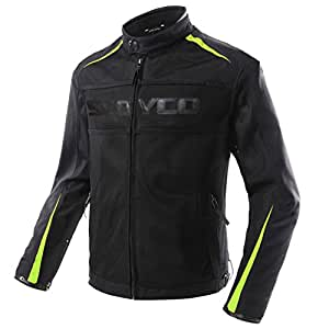 Amazon.com: SCOYCO Motorcycle Jacket Chaqueta Moto Jaqueta ...