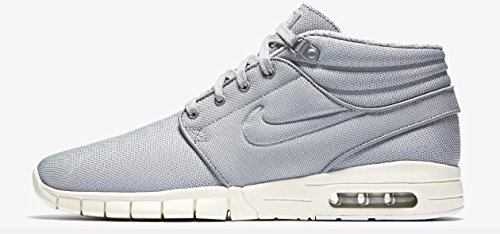 SB Shoes cool Men's Nike Grey Grey Wolf Max Janoski Wolf Stefan Grey aA1WWd7Sq