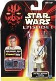 Star Wars Episode I: The Phantom Menace, Obi-Wan Kenobi (Jedi Duel) Action Figure, 3.75 Inches