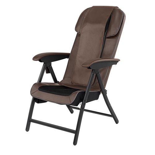 HoMedics Easy Lounge Shiatsu Massaging Lounge Chair with Heat