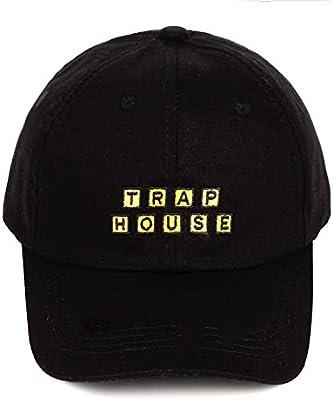 Yooci Gorras De Hombre Trap House Bordado Algodón Gorra De Béisbol ...