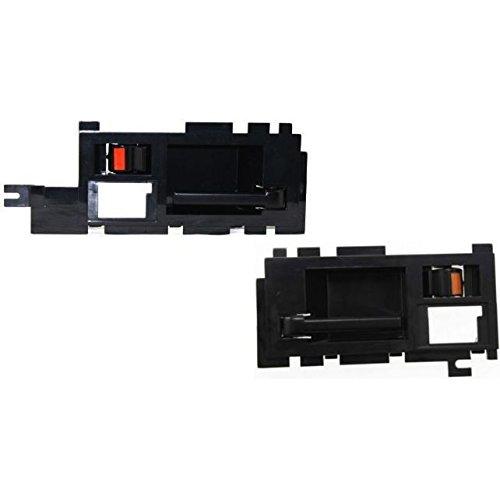 Diften 129-C1045-X01 - New Set of 2 Door Handles Left & Right Side Front Inner Interior Inside Pair