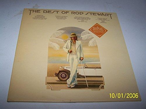 BEST OF ROD STEWART LP (VINYL) UK MERCURY 1977