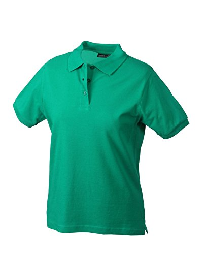 cosida Xxl Irland o corta Fit Costura Polo Varios Mujer Tama colores Fit Malla S Manga OwpRpE6q