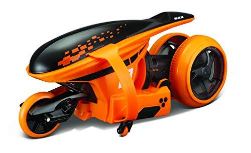 Maisto Motocicleta de Control de Radio R/C Cyklone 360, Anaranjado