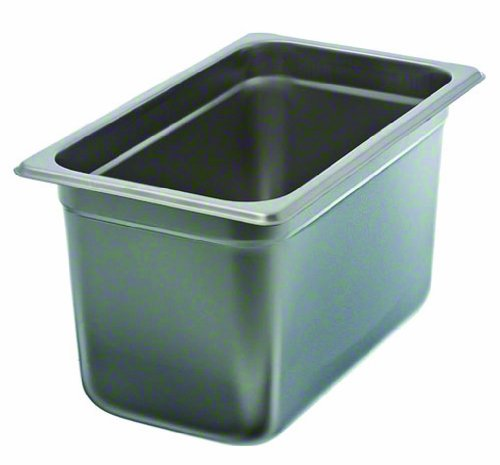 Update International (SPH-256) 6'' Quarter-Size Anti-Jam Steam Table Pan by Update International