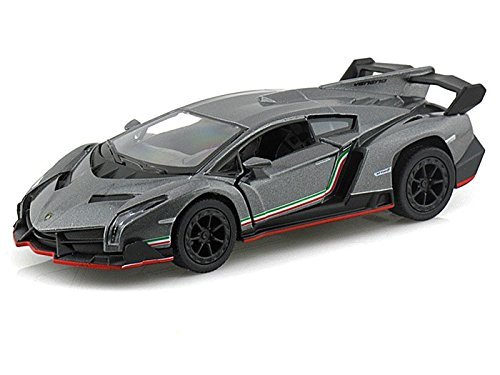 Lamborghini Veneno 1 36 Grey