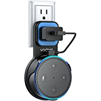 Vodool Wall Mount Stand for Echo Dot 2nd Generation Speakers
