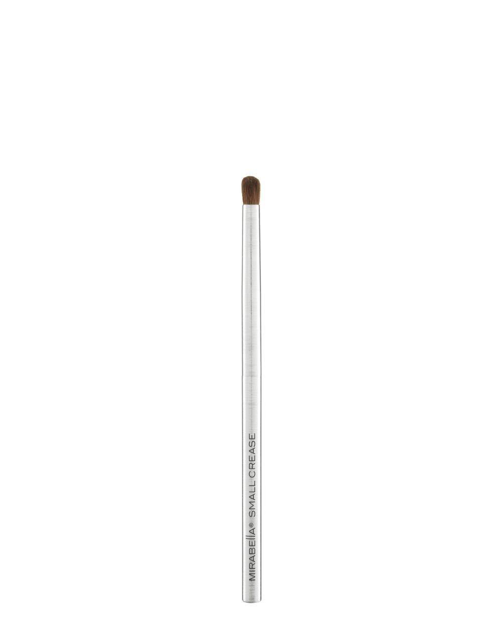 Mirabella Hand-Sculpted Luxury Brush - Small Crease Brush