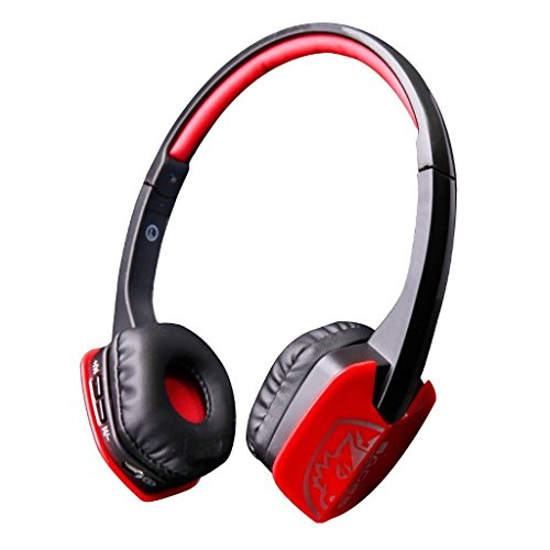 Bluetooth Headset Stereo Gaming Headphones