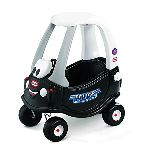 Little Tikes Cozy Coupe Tikes Patrol, Ride-On, Patrol Coupe