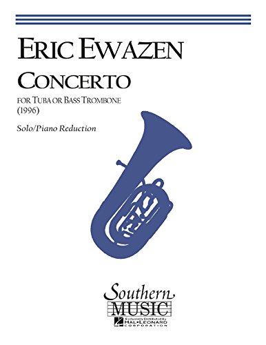 Concerto For Tuba Or Bass Trombone (Bass Trombone Concerto)