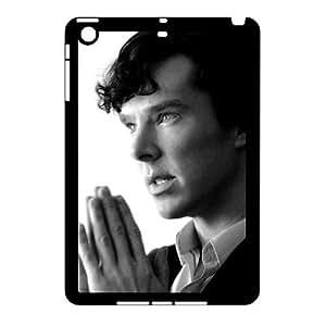 E-Isam Diy iPad Mini Case Benedict Cumberbatch Gifts,Customized Hard Plastic Case