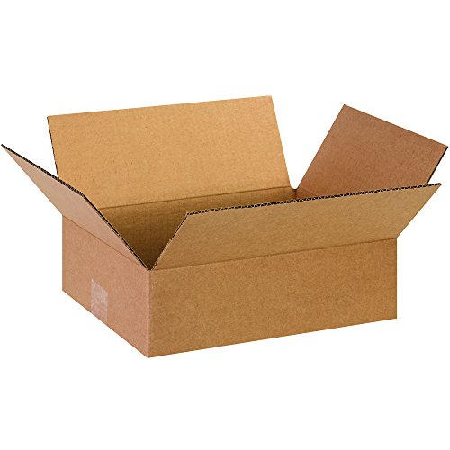 Tape Logic TL13104 Corrugated Boxes, 13