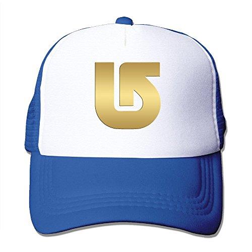 Gloden Burton Mesh Baseball Cap For Women & Men RoyalBlue