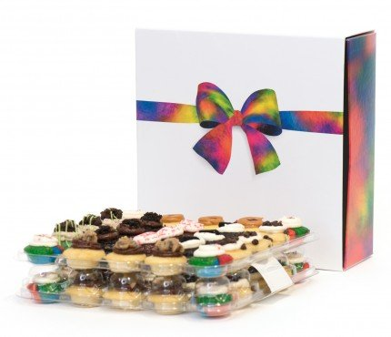 Baked by Melissa The Mac Double Stuffed Assorted Bite-Size Macarons Gift Box