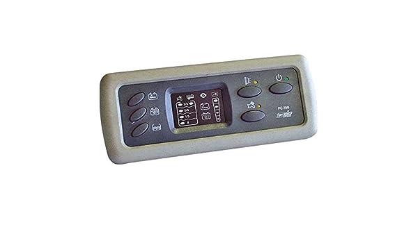 CBE Panel de control anal/ógico modelo PC100-XX para caravanas