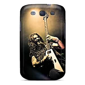 New Fashionable Pollary NTf373VeOQ Cover Case Specially Made For Galaxy S3(machine Head Band)