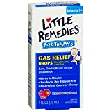 Little Tummys Gas Relief Drops, Natural Berry Flavor, 100 Doses, Berry 1 fl oz