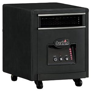 Amazon Com Duraflame 1000 Watt Quartz Heater 7hm1000