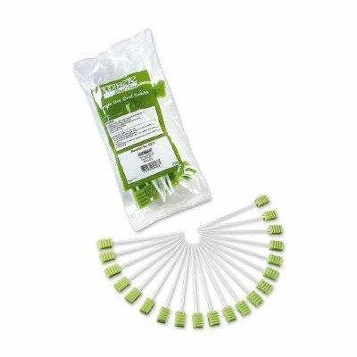 MCK60761702 - Sage Products Oral Swabstick Toothette Plus Foam Tip Sodium Bicarbonate