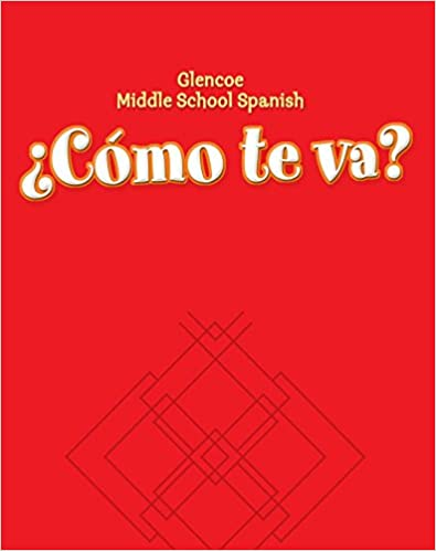 Amazon.com: Como te va? : Workbook (Glencoe Middle School ...