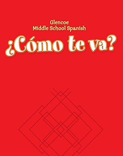 Como te va? : Workbook (Glencoe Middle School) (Spanish Edition)