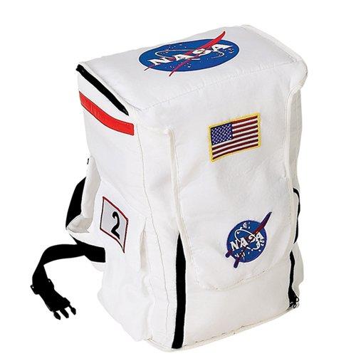 Aeromax Orange Astronaut Costume (Jr. Astronaut Backpack Costume Accessory)