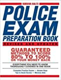 img - for Norman Hall: Norman Hall's Police Exam Preparation Book (Paperback - Revised Ed.); 2003 Edition book / textbook / text book