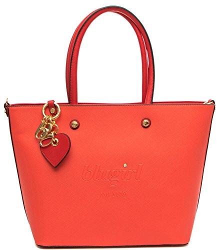 Blugirl Borsa Donna Sandy Large Shopping Red