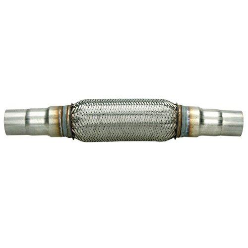Tubo di scarico flessibile universale in acciaio INOX Flexi 42/IDX45/IDX48/ID 200/x 400/mm