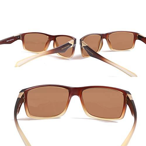 d333feda1e5 Jual Hoyee Eyes Unisex Polarized Aluminum UV protection Sunglasses ...