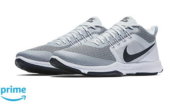 5242f4c2be4cf Amazon.com | Nike Zoom Domination TR Pure Platinum/Black/White Men's ...