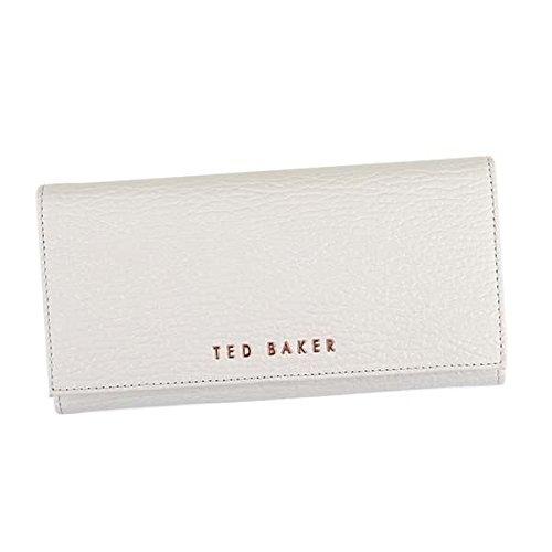 TED BAKER(テッドベーカー) フラップ長財布 133618 9 LIGHT GREY   B01CXHAPMK