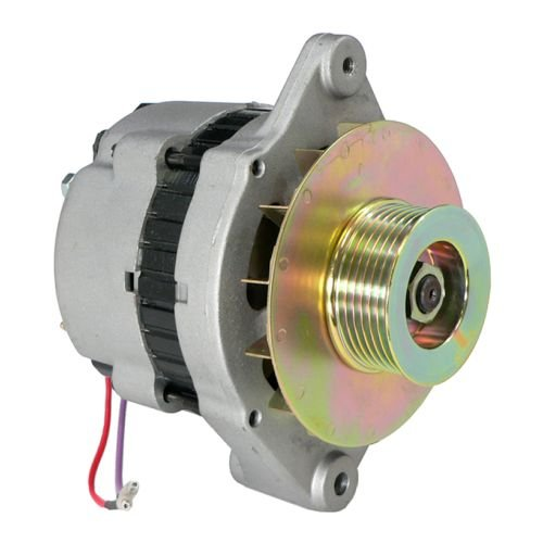 DB Electrical AMN0010 Crusader, Lucas, Mando, Omc, Marine Alternator, Pleasurecraft, Volvo Penta Marine, Mercruiser Sterndrive, Mercrusier Inboard Engine 20093 60055 60071 400-46005 807652T ALT-3701 (Mercruiser Stern Drive Parts)