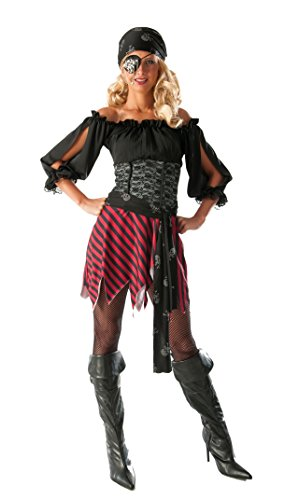 Rubie's Women's Pirate Wench Costume, Multi, Standard for $<!--$30.13-->
