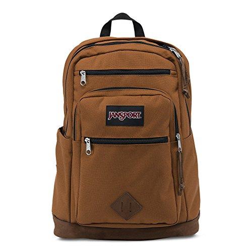 JanSport Wanderer Laptop Backpack - Brown Canyon