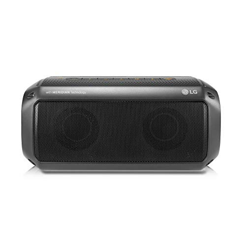 LG PK3 Portable Bluetooth Speaker with Meridian Technology (2018)