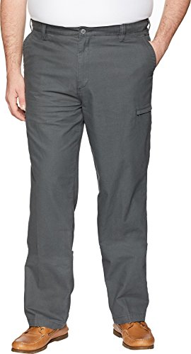 Dockers Men's Big & Tall Utility D3 Cargo Pants Storm 48 34 ()