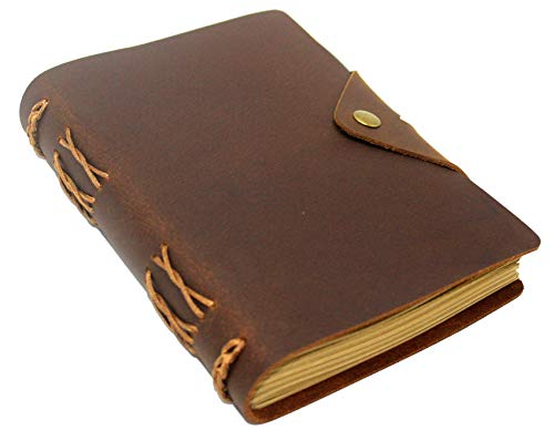 Genuine Leather Notebook Handmade Included product image