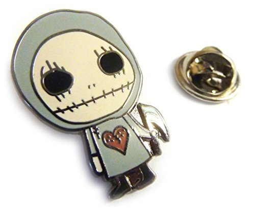 Skull Gnome Gus Fink Steampunk Gothic Hat Jacket Tie Tack Lapel (Gus Halloween Mask)