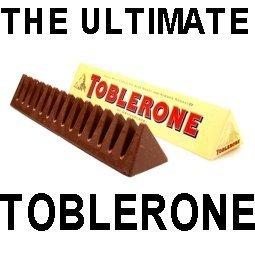 Toblerone Jumbo, 4.5 Kg, 80 Cm by Toblerone