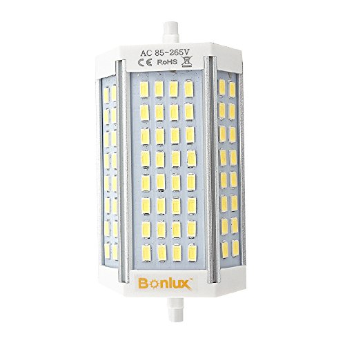 Bonlux R7S J118 LED Dimmable 30W Daylight 6000k Double Ended J Type 200W Halogen R7S LED Floodlight Replacement Lamp