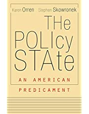 The Policy State: An American Predicament