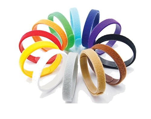 Reusable Washable Velcro Collars Colors product image
