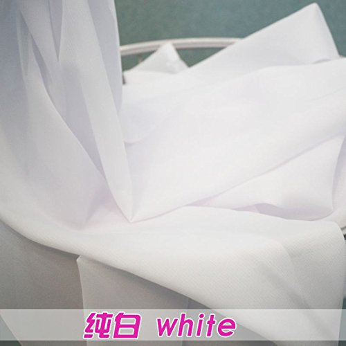 Chiffon Fabric Sheer Bridal Wedding Dress Lining Fabric for sale  Delivered anywhere in Canada