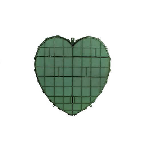 Aquafoam Syndicate Sales Solid Heart Floral Arranging Supplies, 24