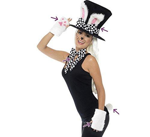 Smiffy Tea Party March Hare Costume Kit-Standard ()