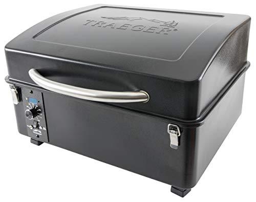Traeger Tft18pldo Scout Wood Smoker Grill Wood Pellet