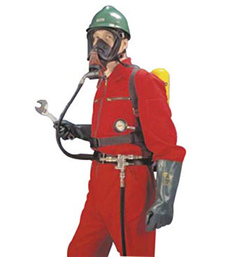MSA Large Welder's Comfo Series Half Mask Air Purifying Respirator -  MSA Mine Safety Appliances Co